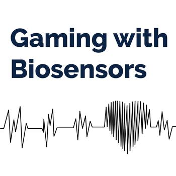 Episode 2: Gaming with Biosensors logo