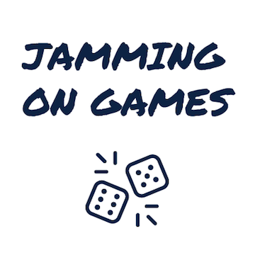 Jamming on Games logo