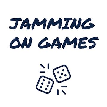 Jamming on Games logo